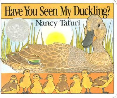 Have You Seen My Duckling? Board Book -