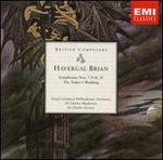 Havergal Brian: Symphonies Nos. 7-9 & 31; The Tinker's Wedding