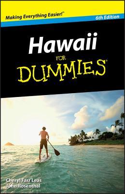 Hawaii for Dummies - Farr Leas, Cheryl, and Rosenthal, John