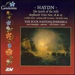 Haydn: Andante with variations No6; Trio No18