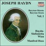 Haydn: Baryton Octets, Vol. 1