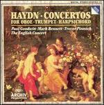 Haydn: Concertos for Oboe, Trumpet, Harpsichord