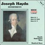 Haydn: Divertimenti, Vol.2