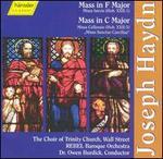 Haydn: Mass in F major; Mass in C major