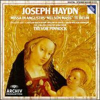 Haydn: Nelson Mass; Te Deum - Carolyn Watkinson (alto); David Wilson-Johnson (bass); Felicity Lott (soprano); Maldwyn Davies (tenor);...