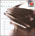 Haydn: Piano Sonatas Nos. 32, 47, 55 & 59