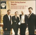 Haydn: String Quartet in D minor Op. 9; String Quartet in C Op. 50; String Quartet in G Op. 76