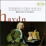 Haydn: String Quartets in C major, Op. 20 No. 2 & D major,Op. 20 No. 4