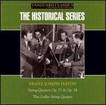 Haydn: String Quartets Op. 71 & Op. 74