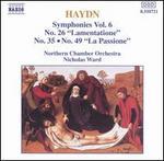 "Haydn: Symphonies No. 26 ""Lamentation"", No. 35, N49 ""La Passione"""