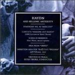 """Haydn: Symphony No.43/Cantata, """"Ariadne auf Naxos""""/Aria """"L'anima Del Filosofo""""/Scena Di Berenice/Recitative and /Aria"""