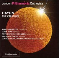 Haydn: The Creation - Anthony Rolfe Johnson (tenor); Benjamin Luxon (baritone); Lucia Popp (soprano); London Philharmonic Choir (choir, chorus);...