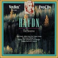 Haydn: The Seasons - Adalbert Kraus (tenor); Helen Donath (soprano); Kurt Widmer (bass);...