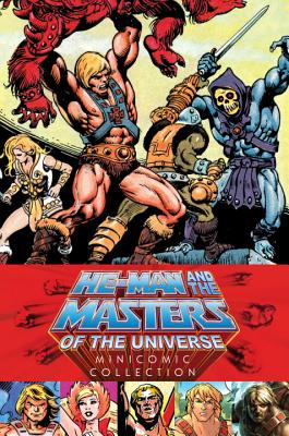 He-Man and the Masters of the Universe Minicomic Collection - Various