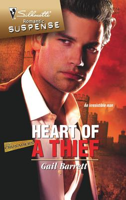 Heart of a Thief: The Crusaders - Barrett, Gail