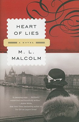 Heart of Lies - Malcolm, M L