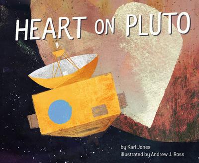 Heart on Pluto - Jones, Karl