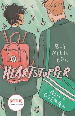 Heartstopper Volume One - Oseman, Alice