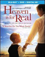 Heaven Is for Real [2 Discs] [Includes Digital Copy] [Blu-ray/DVD]