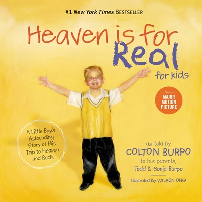 Heaven Is for Real for Kids - Burpo, Todd, and Burpo, Sonja