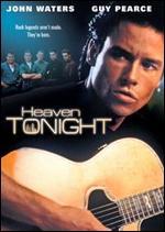 Heaven Tonight - Pino Amenta
