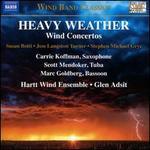 Heavy Weather: Wind Concertos