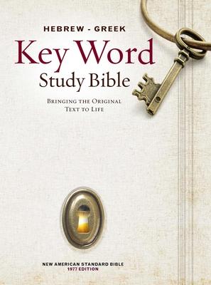 Hebrew-Greek Key Word Study Bible-NASB - Zodhiates, Spiros, Dr. (Editor)