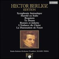Hector Berlioz Edition - Christiane Oelze (soprano); Denes Gulyas (tenor); Eike Wilm Schulte (baritone); John Aler (tenor);...