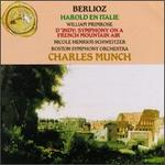 Hector Berlioz: Harold en Italie; Vincent D'Indy: Symphony on a French Mountain Air