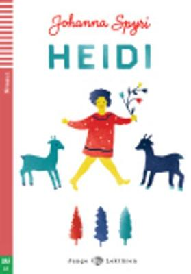 Heidi + CD - Spyri, Johanna