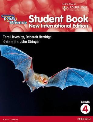 Heinemann Explore Science 2nd International Edition Student's Book 4 - Stringer, John, and Herridge, Deborah