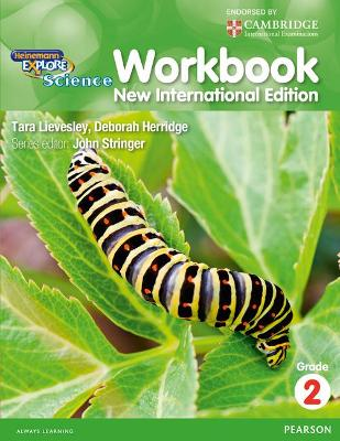 Heinemann Explore Science 2nd International Edition Workbook 2 - Stringer, John, and Herridge, Deborah