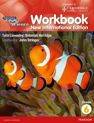 Heinemann Explore Science 2nd International Edition Workbook 6 - Stringer, John, and Herridge, Deborah