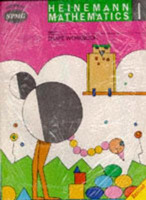 Heinemann Maths 1 Shape Workbook 8 Pack - Scottish Primary Maths Group SPMG (Editor)
