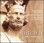 Heinrich II: Gregorian Coronation Rite, Anno Domini 1002