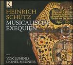 Heinrich Sch�tz: Musicalische Exequien