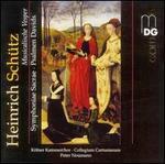 Heinrich Sch�tz: Musicalische Vesper