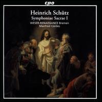 Heinrich Schütz: Symphoniae Sacrae I - Adam Woolf (trombone); Annette Johnson (recorder); Dasa Valentová (violin); Detlef Reimers (trombone); Frithjof Smith (zink);...