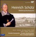 Heinrich Schütz: Weihnachtshistorie - Cenek Svoboda (tenor); Felix Schwandtke (bass); Georg Poplutz (tenor); Georg Preißler (bass); Gerlinde Sämann (soprano);...