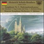"""Heinrich Schulz-Beuthen: Symphonie Nr. 5 """"Reformationshymnus"""""""