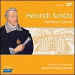 Heinrich Schutz: Cantiones Sacrae