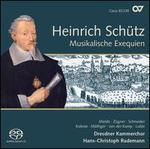 Heinrich Schutz: Musikalische Exequien und andere Trauergesänge
