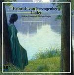 Heinrich von Herzogenberg: 24 Lieder