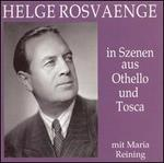 Helge Rosvaenge in Szenen aus Othello und Tosca