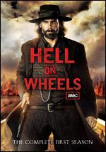 Hell on Wheels: The Complete First Season [3 Discs] -