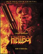 Hellboy [Includes Digital Copy] [Blu-ray/DVD] - Neil Marshall