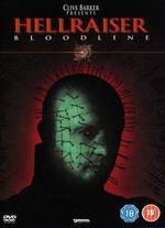 Hellraiser: Bloodline - Alan Smithee; Kevin Yagher