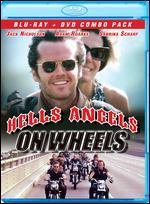 Hell's Angels on Wheels [2 Discs] [Blu-ray/DVD]