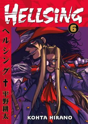 Hellsing, Volume 6 - Hirano, Kohta, and Johnson, Duane (Translated by)