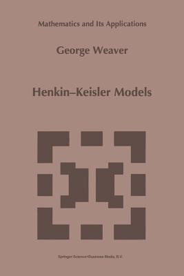Henkin-Keisler Models - Weaver, George